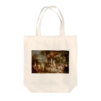 ピーテル・パウル・ルーベンス 《ヴィーナスの饗宴》 Tote Bag