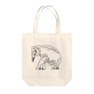 インドゾウ Tote bags