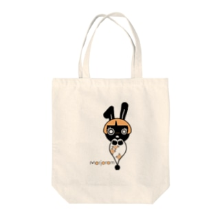 ハーブおばけ(マジョラム) Tote bags