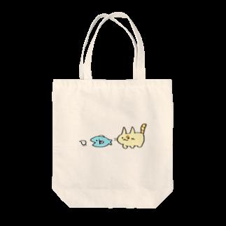 ヒトデ屋の食物連鎖 Tote bags
