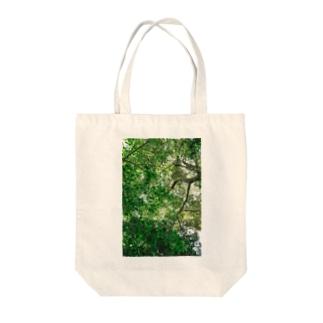 森 Tote bags