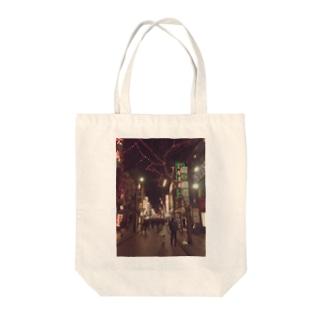 RAIMOON  中華街の素敵な一枚 Tote bags