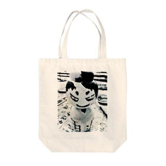 NKこけし Tote bags