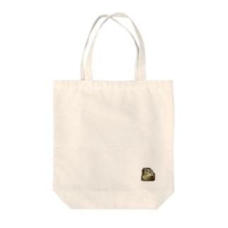 うちのしまりす Tote bags