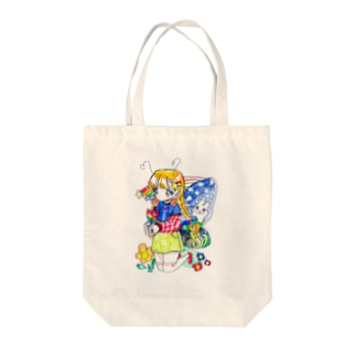 【caution】colorful!! Tote bags