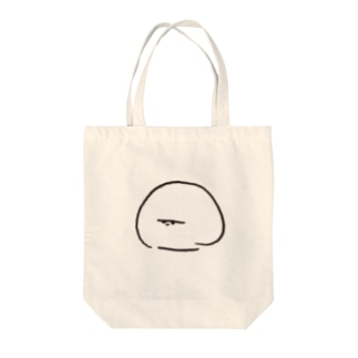 ぷん Tote bags