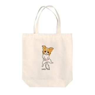saku Tote bags