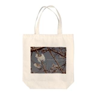 桜 : いつか君に会いたい。 Tote bags
