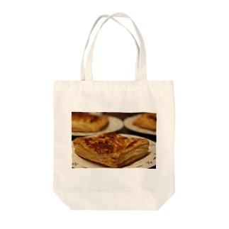 アップルパイ Tote bags