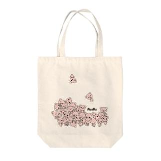 コモモ増量中 Tote Bag