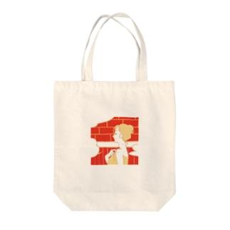 サ女子 〜サ室time〜 Tote Bag