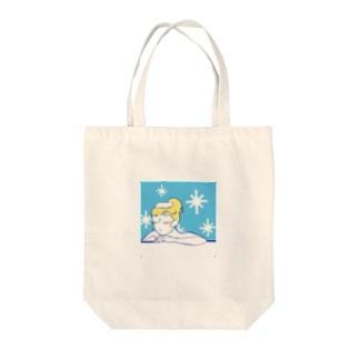 サ女子〜水風呂time〜 Tote Bag