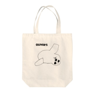 Oliver's ゴマちゃん Tote bags