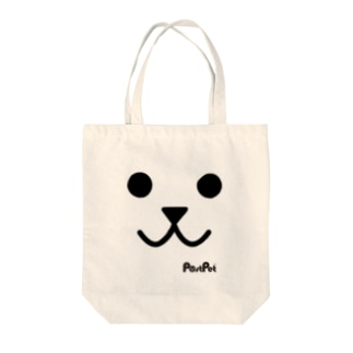 PostPet Official Shopのモモどーん Tote Bag