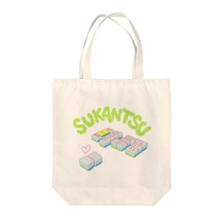 SUKANTSU Tote bags