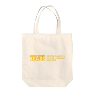 H.E.A.D.S ロゴ Tote Bag