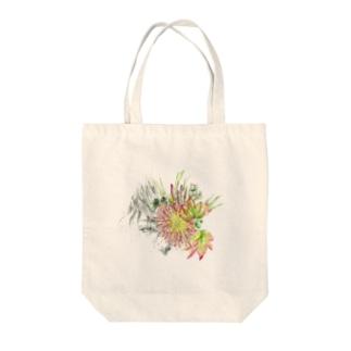 いつかの花 Tote bags