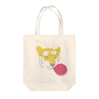 バブルガムタイガー Tote Bag