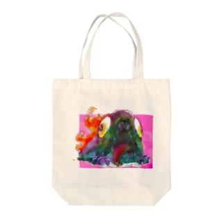 焼き魚ちゃん Tote Bag