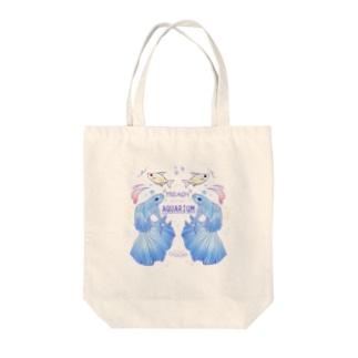 熱帯魚 Tote bags