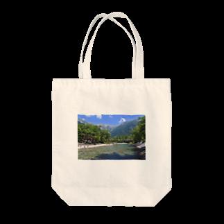 ave_varca5016の夏の上高地 Tote bags