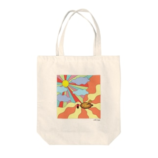 pizza party day Tote Bag