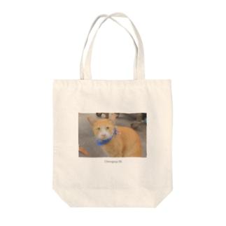 Chiengmai 01 / cat Tote bags