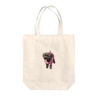 トイプードル ピュア Tote bags