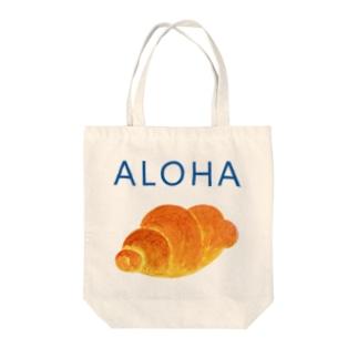 ALOHA!ロールパン Tote bags