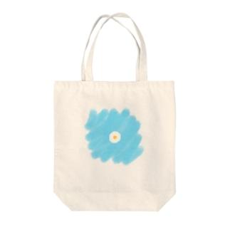 お空の目玉焼き Tote bags