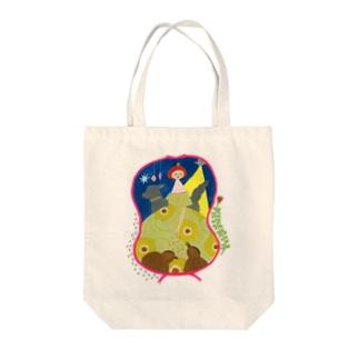 ロンド Tote bags