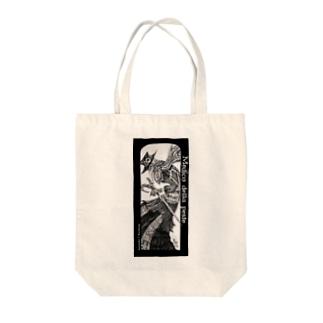 ペスト医師 Tote bags