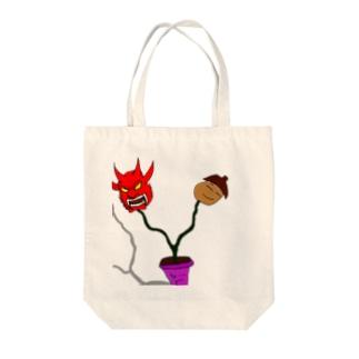 ビッグ・ママ Tote bags