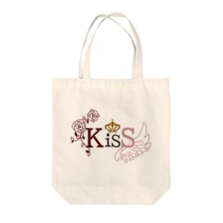 王子様育成委員会×KisSロゴ Tote bags