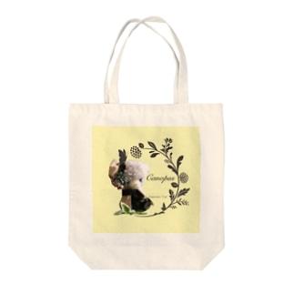 旅人カノープス トートバッグ Tote bags