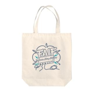 FAIF2 Tote bags