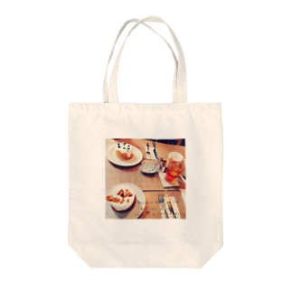 Cafeトートバック Tote bags