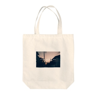 YUMEGIWA LAST BOY Tote bags