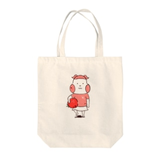 グレイシーゆかり ~ミニトマトを添えて~ Tote bags