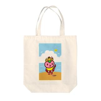 なつきぶん🍉 Tote bags