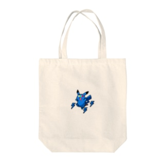 ⚡️Blue Thunder Rat⚡️ Tote bags