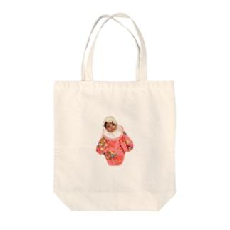 moiyoiyuのmoi01 Tote bags