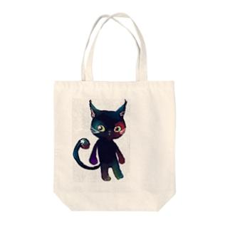 みっみ(全身)でふぉると Tote bags