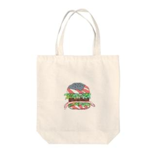 🇺🇸アメリカ🍔 Tote bags