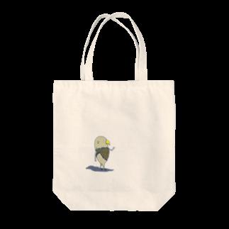 Yuichiro MasudaのNowherebird Tote bags