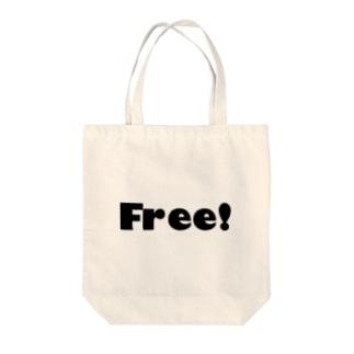 Free! Tote Bag