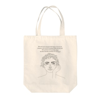 Cheeseart (Chi)のSimple line Tote Tote bags