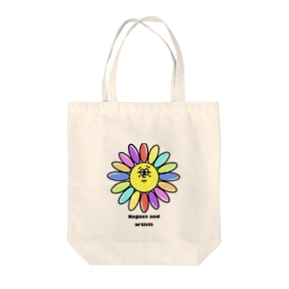 Rogues and artists Tote bags