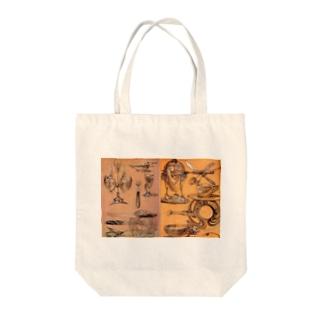 アルフォンス・ミュシャ《習作》 Tote bags