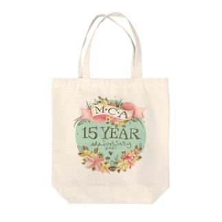 MCA15周年 Tote Bag